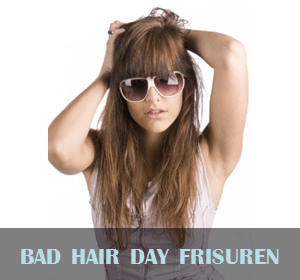 Bad Hair Day Styling