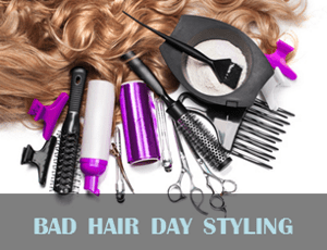 Bad Hair Day Stylingprodukte